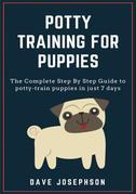 Potty Training for Puppies