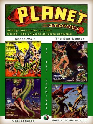 PLANET STORIES [ Collection no.2 ]