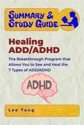 Summary & Study Guide –  Healing ADD/ADHD