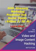 2020 Giveaway Marketing Prediction and Social Trends (Edition, #3)