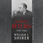 A Native's Return, 1945-1988