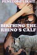 Birthing The Rhino's Calf