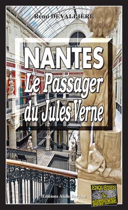 Nantes, le passager du Jules-Verne
