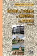 Histoire de l'Agenais, du Bazadais et du Condomois (Tome Ier)
