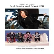 Magazine : Paul Stanley and about KISS