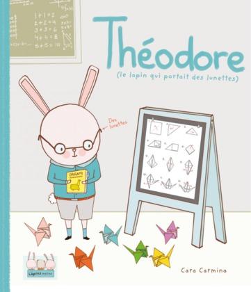 Théodore (le lapin qui portait des lunettes)