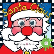 Funny Faces Santa Claus