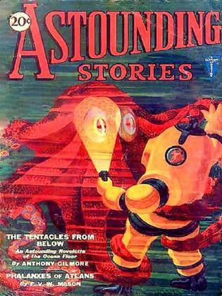 Astounding Stories of Super-Science, Volume 14