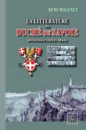 La Littérature du Duché de Savoie