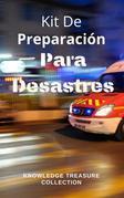 Kit de Preparación Para Desastres