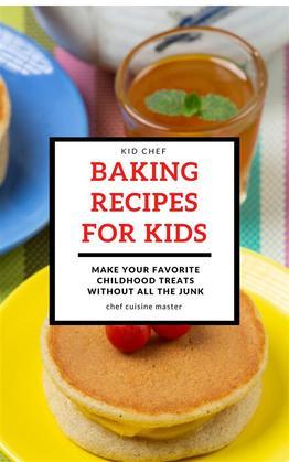 Easy Baking Recipes for Kids