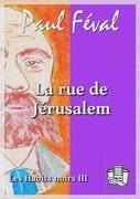 La rue de Jérusalem