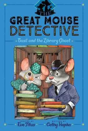 Basil and the Library Ghost