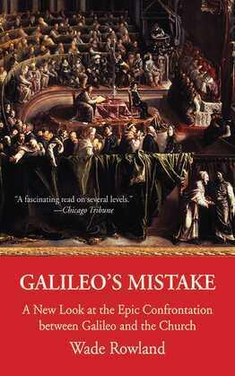 Galileo's Mistake