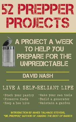 52 Prepper Projects
