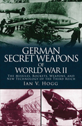 German Secret Weapons of World War II