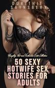 50 Sexy Hotwife Sex Stories for Adults