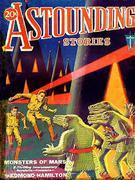 Astounding Stories of Super-Science, Vol 16