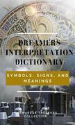 Dreamers Interpretation Dictionary