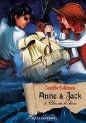 Anne & Jack, tome 2 : Chaînes et chaos