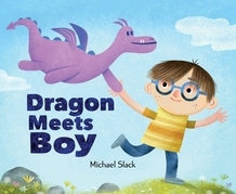 Dragon Meets Boy