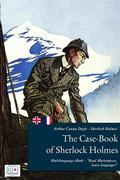 The Case-Book of Sherlock Holmes (English + French Interactive Version)