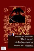 Sherlock Holmes' The Hound of the Baskervilles (English + French Version)
