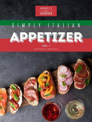 Simply Italian Appetizer Vol1
