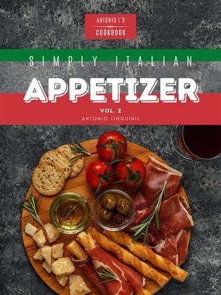 Simply Italian Appetizer Vol2
