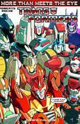 Transformers More than meets the eye nº 01/05