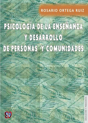 Psicología de la enseñanza y desarrollo de personas y comunidades