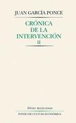 Crónica de la intervención, II