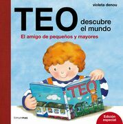 Teo descubre el mundo. Edición especial