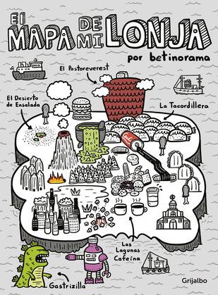 El mapa de mi lonja