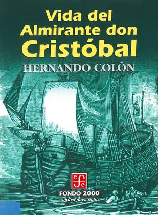 Vida del almirante don Cristóbal
