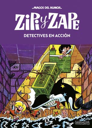 Detectives en acción
