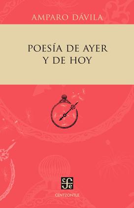 Poesía de ayer y de hoy