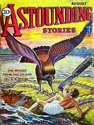 Astounding Stories of Super-Science, Vol. 20