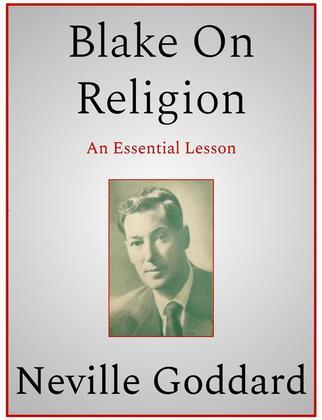 Blake On Religion