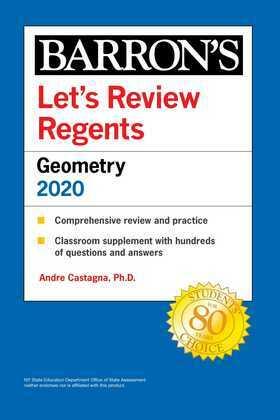 Let's Review Regents: Geometry 2020