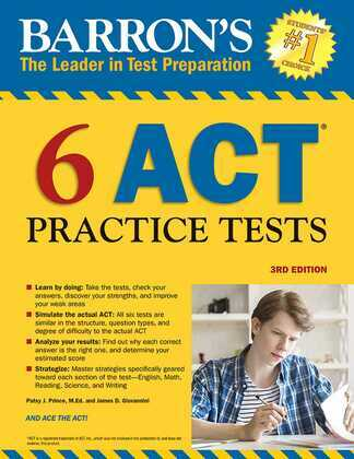 6 ACT Practice Tests