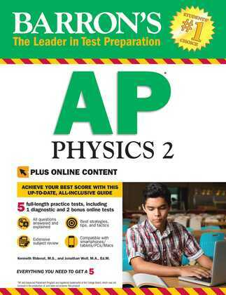 AP Physics 2 with Online Tests