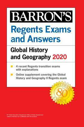 Regents Exams and Answers: Global History and Geography 2020