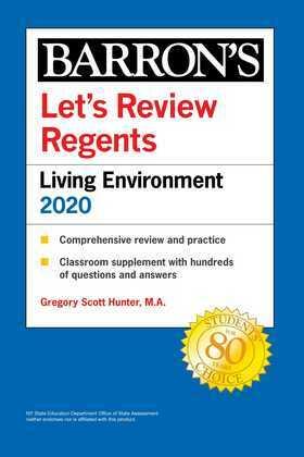 Let's Review Regents: Living Environment 2020