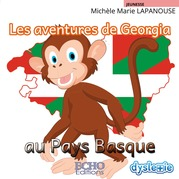 Les aventures de Georgia au Pays Basque