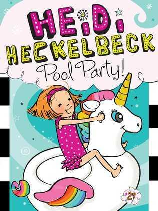Heidi Heckelbeck Pool Party!