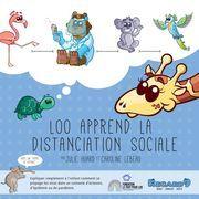 LOO APPREND LA DISTANCIATION SOCIALE