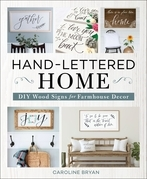 Hand-Lettered Home