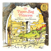 The Paper Bag Princess 40th anniversary edition
