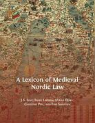 A Lexicon of Medieval Nordic Law